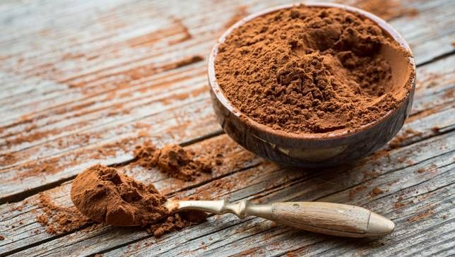 cocoa_powder_myostatin_muscle_growth