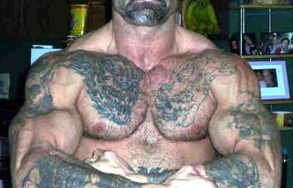 prison muscle