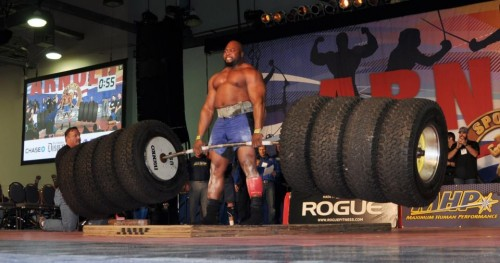 Strongman Workouts