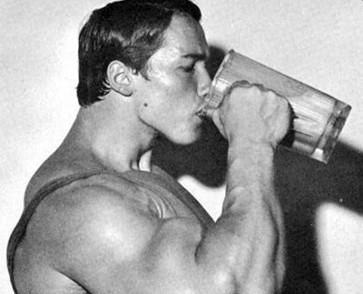 weight gainer shake