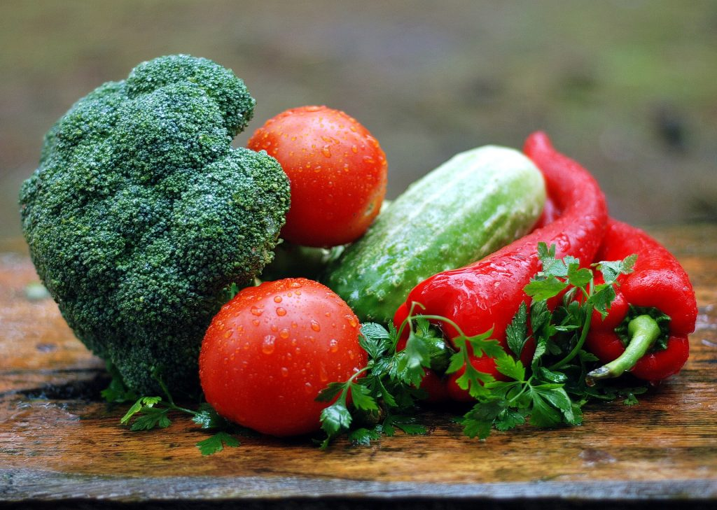 nutrition advice and physical therapy